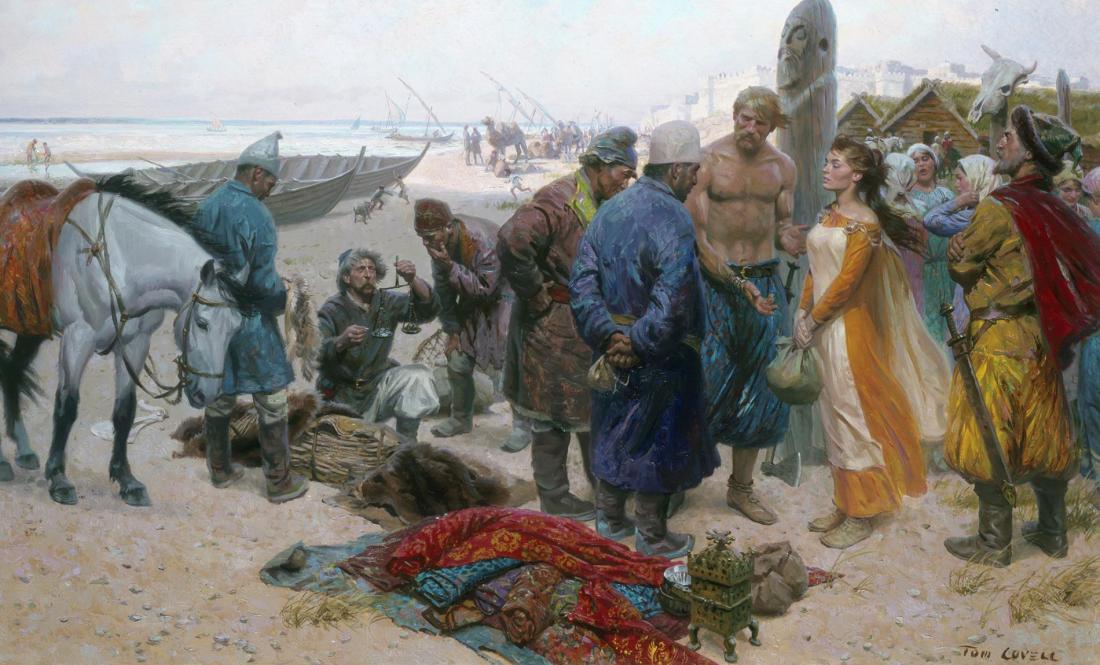 viking slavery